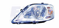 Фары передние Рено логан Renault  Dacia Logan / Logan MCV