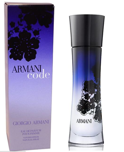 Женская оригинальная парфюмированная вода Armani Code Giorgio Armani,30ml NNR ORGAP /5-73