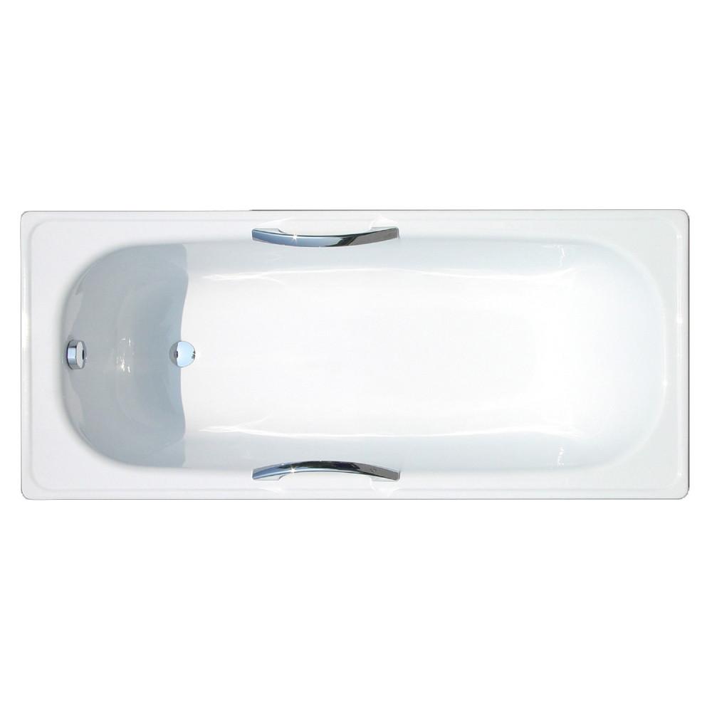 Ванна стальная Estap Iris 150x71 с ручками
