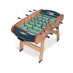 Деревянный полупрофессиональный футбольный стол 145400 Smoby