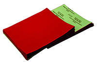 Водостойкая наждачная бумага 230*280 мм P60 20 шт./уп. Mastertool 08-2606-Р