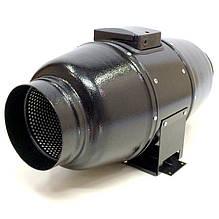 Шумоизолированный вентилятор ВЕНТС ТТ Сайлент-М 125, VENTS ТТ Сайлент-М 125