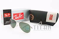 Очки солнцезащитные Ray Ban Авиатор 3025 Gold