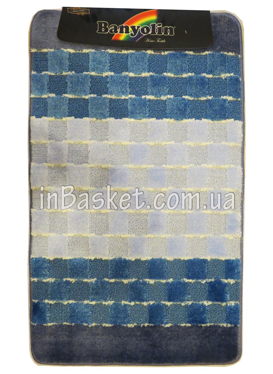 """Комплект ковриков для ванной """"Blue Domino"""""""