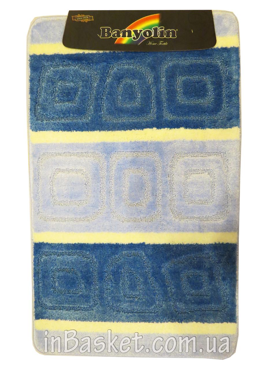 """Комплект ковриков для ванной """"Blue Snail"""""""