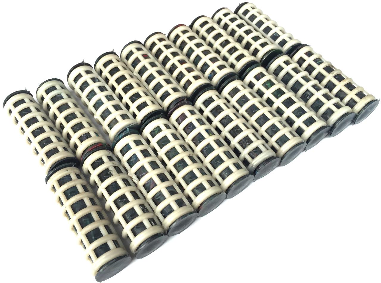 Термобігуді для волосся (17mm/20шт) для завивки волосся