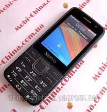 Телефон Servo V9500 -  4 sim, grey, фото 2