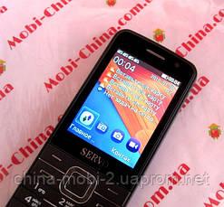Телефон Servo V9500 -  4 sim, grey, фото 3