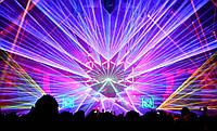 Профессиональное Лазерное Шоу для праздника