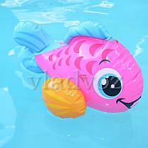 Надувная игрушка intex 58590 розовая рыбка, фото 3