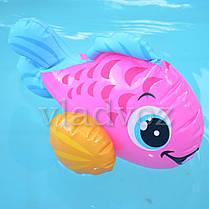Надувная игрушка intex 58590 розовая рыбка, фото 2