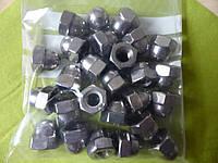 Колпачковая гайка М10 ГОСТ 11860-85, DIN 1587 из нержавеющих сталей А2 и А4