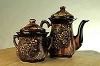Чайная пара Ажур
