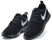 Кроссовки мужские NikeRoshe Run черные