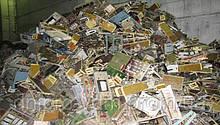 Переробка брухту електроприладів з вмістом дорогоцінних металів