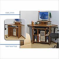 """Маленький угловой компьютерный стол """"СКК_3 №4"""""""