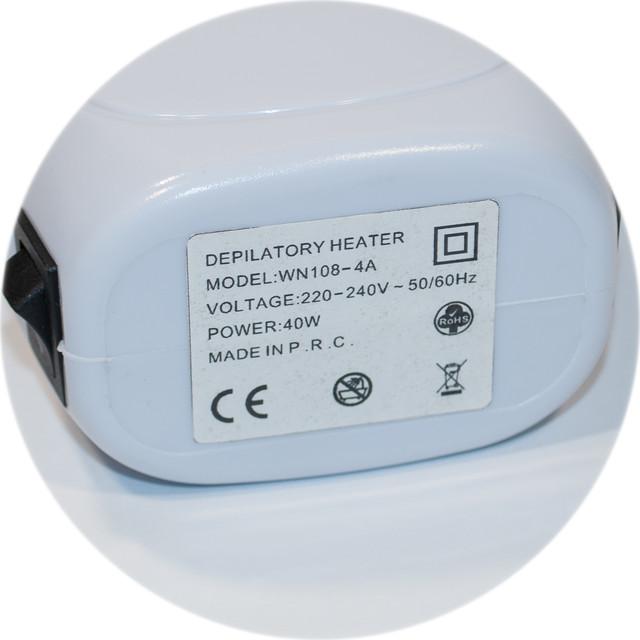 воскоплав для картриджей WN108-4А