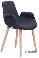 """Кресло """"Leonar"""" (FB Wood) (черный)"""