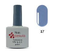 №17 лазурно-серый