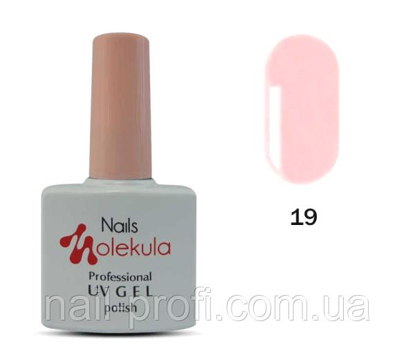 №19 Ніжно-рожевий