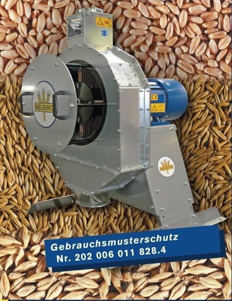 Молотковая дробилка RVO 852 производительностью до 5,7 т/час