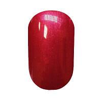 Гель-краска My Nail 12 темно-красная с перламутром, 5г