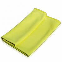 Чистик для стекол желтый Glass cleaning cloth yellow (210)