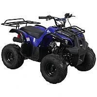 Квадроцикл SP110-3 (с задним ходом, колеса 16*8-7 / 16*8-7, задние дисковые тормоза, сигнализация)