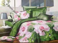 Постельный комплект евро Comfort Lux - 3D (арт. 14121)