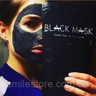 Black Mask (Блэк Маск) от прыщей и черных точек. Оригинал