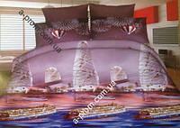 Постельный комплект полуторный Comfort Lux - 3D (арт. 15027)