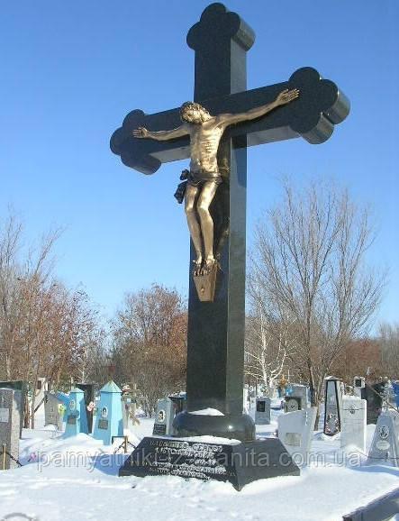 Эксклюзивный крест № 2