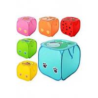 Корзина для игрушек Bambi M 2508 (наличие цвета уточняйте)