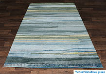 Купити килим Hand Tafted - Vista Blue green