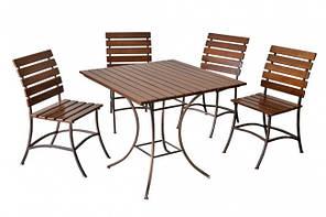 Набор кованой садовой мебели ПАЛ Мини