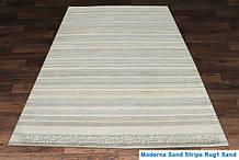 Купити килим Hand Tafted - Moderna sand stripe rug