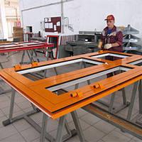 Производство алюминиевых ОКОН, ДВЕРЕЙ, ВИТРАЖЕЙ