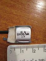 Литий-полимерный аккумулятор 601417 Shida 3,7v 75mAh