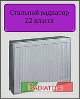 Стальной радиатор 22 тип 500х1400