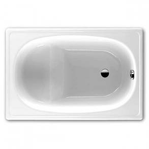 Ванна стальная Smavit 105x65 с сиденьем, фото 2