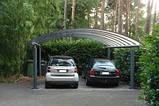 Навесы для автомобилей из поликарбоната, фото 4