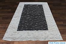 Купити вязаний килим Hand Knotted - Chak frame natural Килим Hand Knotted з вовни ручної роботи
