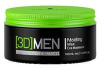 [3D] MEN Molding Wax Моделирующий воск для волос 100 мл