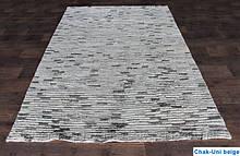 Купити вязаний килим Hand Knotted - Chak uni beige