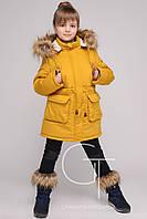 Зимнее пальто  для девочки X-Woyz