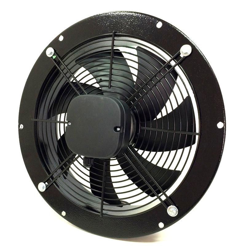 ВЕНТС ОВК 4Д 400 - осевой вентилятор низкого давления