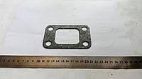 Прокладка 245-1008016 турбок. квадратна 4370 між ТКР і вип.колект