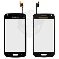 Сенсорный экран (touchscreen) для Samsung Galaxy Star Advance Duos G350E, черный, оригинал