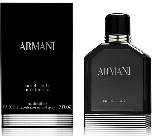 Мужская туалетная вода оригинал Armani EAU DE NUIT 50 ml NNR ORGAP /84
