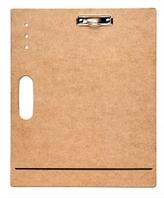 Планшет художественный с ручкой Формат а2, 50х68см, МДФ